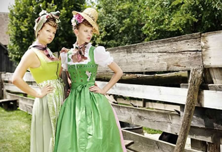 Oktoberfest - Wiesnlinks und Trachten Infos - Munich fashion links and tips